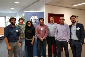 Project Kick-off Meeting in Hannover